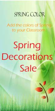 Spring Decorations Sale
