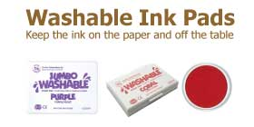 Washable Ink Pads
